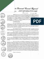 Directiva_n_004-2017, Evaluacion de Exp. Tecnicos