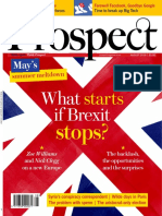 Prospect Magazine August 2018