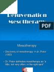Mesotherapy Rejuvenation