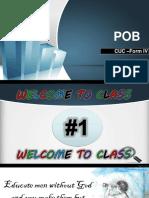 Economics CSEC Lesson 1
