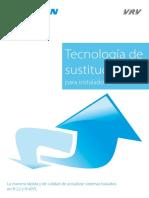 Catálogo Tecnología de sustitución para instaladores