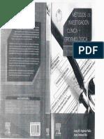 Métodos de Investigación Clìnica y Epidemiológica-Argimón-Jiménez