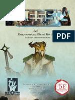 Alessia Promo PDF - Xei Dragonsworn Ghost Monk