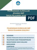 14 April 2016 Pelaksanaan K13 SMP-1