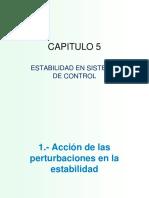 CAPITULO 5 - Estabilidad en Sistemas de Control