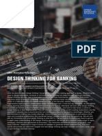 Design Thinking for Banking