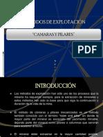 Camaras y Pilares Minas 2015 2-V