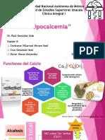 4.- Hipocalcemia