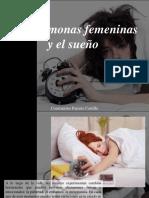 Constantino Parente Castillo - Las Hormonas Femeninas y El Sueño
