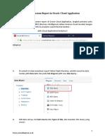 Cloud ERP Customization