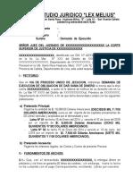 DEMANDA DE OBLIGACION DE DAR SUMA DE DINERO-XXXXXXXXXXXXXXXXXXXXX.doc