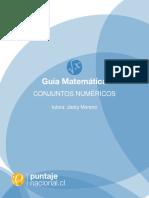 Guia de Conjuntos Numericos