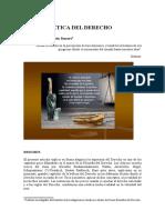 Estetica y Derecho