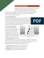 Understanding Data Encapsulation