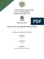 Manual de Usuario VB - 1H
