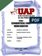 Monografia Xenobioticos