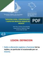 Diapos Constataciones de Lesiones Para Medicos