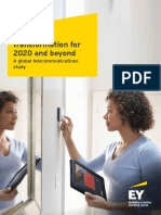 Ey Digital Transformation for 2020 and Beyond
