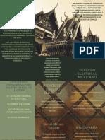 folleto  de derecho electoral