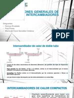 Consideraciones Generales de Diseño Para Intercambiadores de Calor