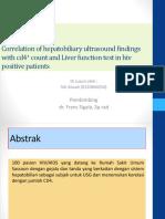 Ultrasound Hepatobilier