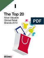 Top 25 Retail Report KantarRetail