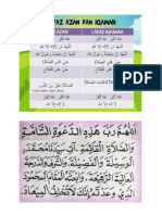 AZAN DAN IQAMAH.docx