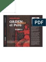 Ordenando El Peru Tomo i Antero Flores Araoz