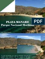 Carlos Michel Fumero - Playa Manare, Parque Nacional Mochima