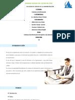 Sistemas de Informacion de Soporte a Las Decisiones