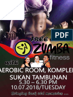 Iklan Zumba
