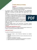 Clinica Pcr Procalcitonina Culdosentesis