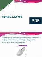 Sandal Operasi, 0812.3230.8116