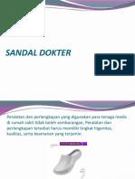 Sandal Kamar Operasi, 0812.3230.8116