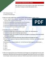 Draft Soal Pre to-10 (Rev. 02)(1)