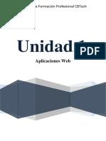 Unidad 1 - Aplicacion Web