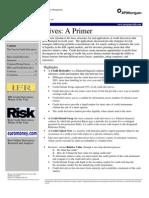 JPM CDS Primer