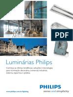 Luminarias Philips