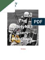 Inmarsat SafetyNet Users Handbook