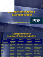 Business Models and Strategic Innovation