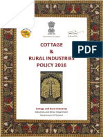 Cottage Rural Industries Policy Book BPG 6