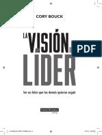 Cory Bouk -La Vision Del Lider.