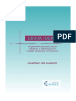 Educa Iiversion Cuidador