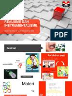 ppt maju realisme dan instrumentalisme.pptx