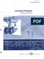 Design of Concrete Airport Pavement