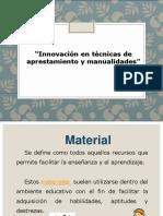 Innovacion en Aprestamiento