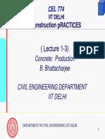 National Seminar on Engineered - Bhattacharya