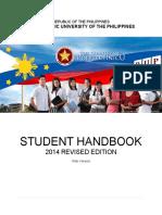 PUP Student Handbook 2014.pdf