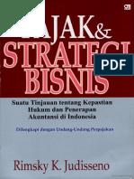Pajak dan Strategi Bisnis