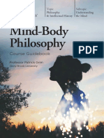 Mind-Body Philosophy Lecture